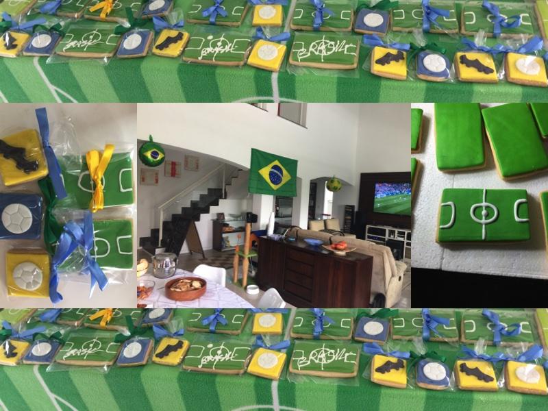 Biscoitos Copa do Mundo